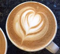 Latte art-Bellevue coffee catering