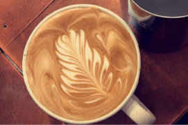 Latte art-Redmond coffee catering
